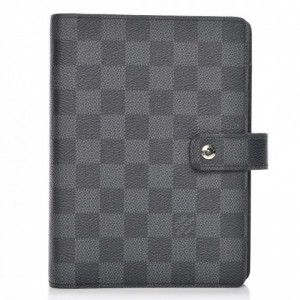 AGENDA LOUIS VUITTON DAMIER GRAPHITE R20242