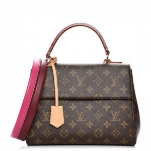 BOLSA LOUIS VUITTON CLUNY BB MONOGRAM M42738